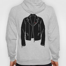 Leather Jacket - HANDSOME DEVIL'S CLUB (3/3) Hoody