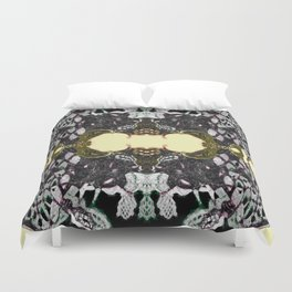 Lace Wing Duvet Cover