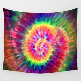 Tie-Dye Wall Tapestry