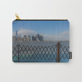 Fence Manhattan Carry-All Pouch