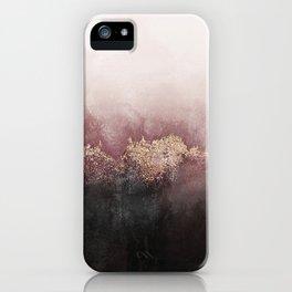 Pink Sky iPhone Case