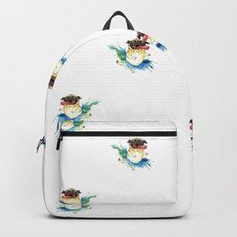 Happy Tutu Pug Backpack