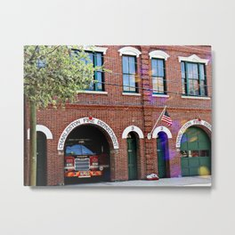 Charleston's beauty Metal Print