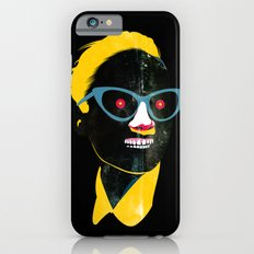 Smile in black Slim Case iPhone 6