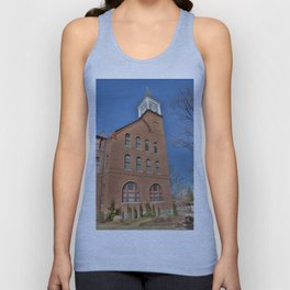 Cherokee Nation - NSU, Originally the Cherokee Female Seminary of 1841, No. 3 of 4 Unisex Tank Top