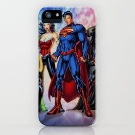 all factions hero iPhone Case