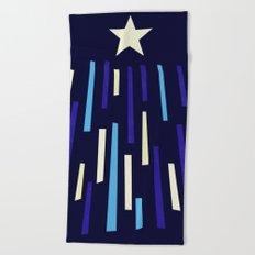 Shooting Star Beach Towel