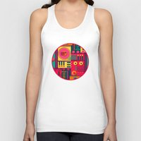 sunrise Tank Tops featuring Sunrise by Shelly Bremmer