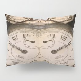 Tic Toc Pillow Sham