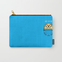 Jake's in here Carry-All Pouch
