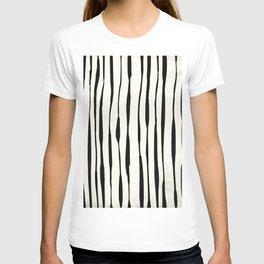 Retro Stripe Reverse T-shirt