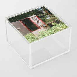 on the farm Acrylic Box