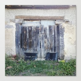Doors of Perception 30 Canvas Print