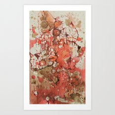 Koloba Thristes Art Print