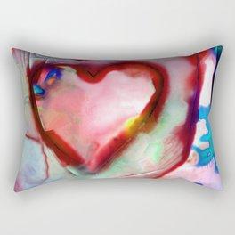 Heart Dreams 4H by Kathy Morton Stanion Rectangular Pillow