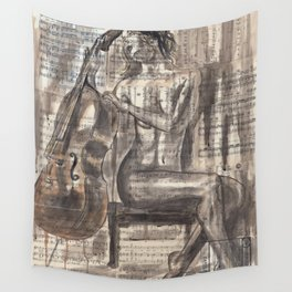 The Performance Wall Tapestry