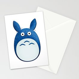 Spirit of the Forest, Blue Stationery Cards