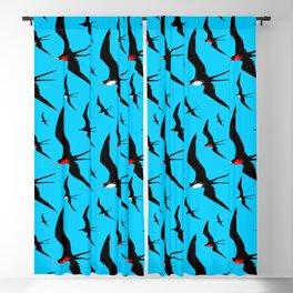 Frigate Birds Majestic Flight Blackout Curtain