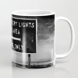 Marfa Mystery Lights Coffee Mug