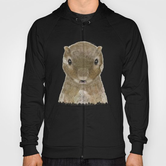 little squirrel Hoody
