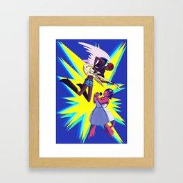 Hell's Belles Framed Art Print