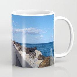 Pathway to the Ocean Coffee Mug
