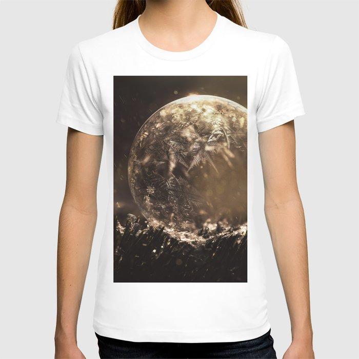 Golden Bubble T-shirt