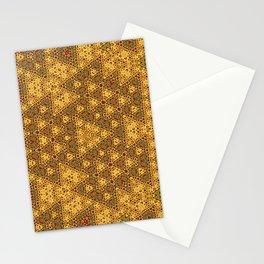 Sunny pattern Stationery Cards