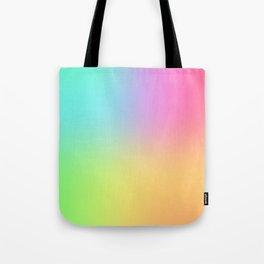 Blended Rainbow Tote Bag