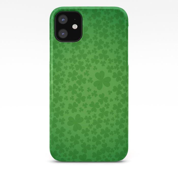 Irish Ireland Shamrock Irish Gifts Women Luck Of The Irish Irish Gift Three Leaf Clover Iphone Case By Paperflowergoods
