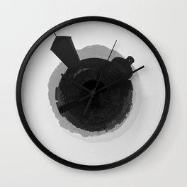 Santurtzi Little Planet Wall Clock