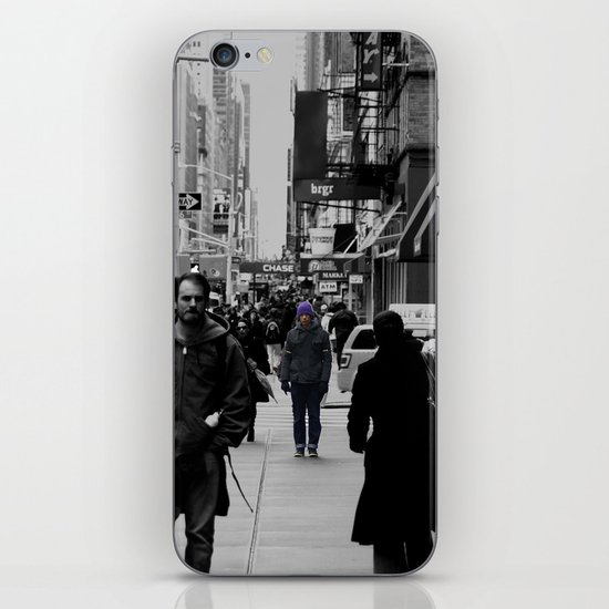 Forget it all iPhone Skin