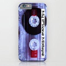 Iphone Mixtape Cassette iPhone 6s Slim Case