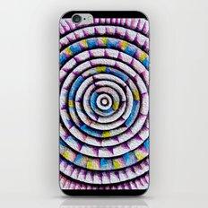 12 Rings of Fibonacci iPhone & iPod Skin