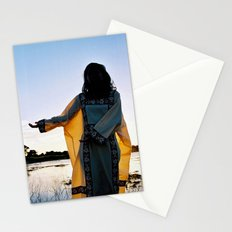 WAYUU YOUNG NATIVE LADY Stationery Cards