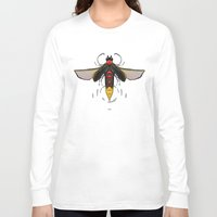 firefly Long Sleeve T-shirts featuring Firefly by Conrad