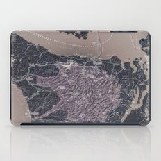 Olympic Peninsula iPad Case