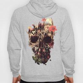 Bloom Skull Hoodie