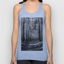 Forest Trail Unisex Tank Top