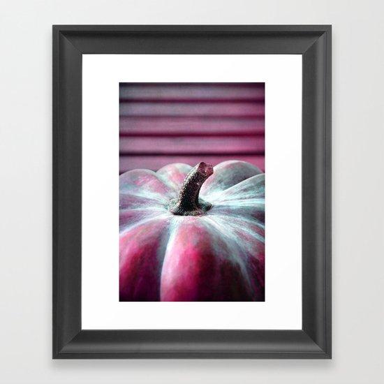 pumpkin II Framed Art Print