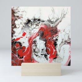 Bloodied Knights Steed Mini Art Print