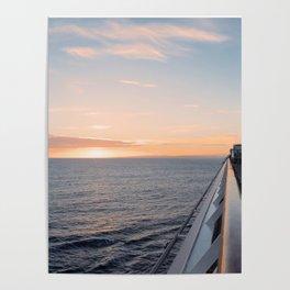 Cruising Into Tomorrow Poster