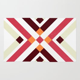 ABSTRACT RUG PATTERN Rug