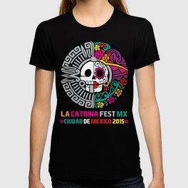 La Catrina Fest MX 2015 T-shirt