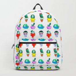 Cute Cacti Backpack