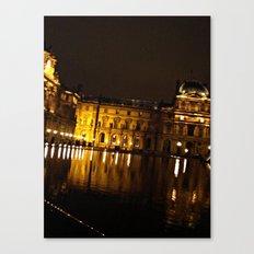 Louvre 2 Canvas Print
