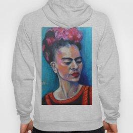 Je te ciel, hommage à Frida Kalos Hoody