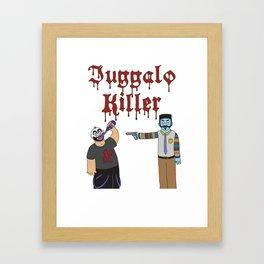 Juggalo Killer Framed Art Print