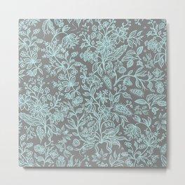 Decorative flowers 24 Metal Print