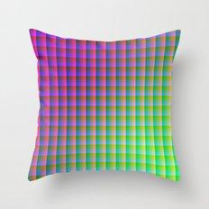 RGB Throw Pillow